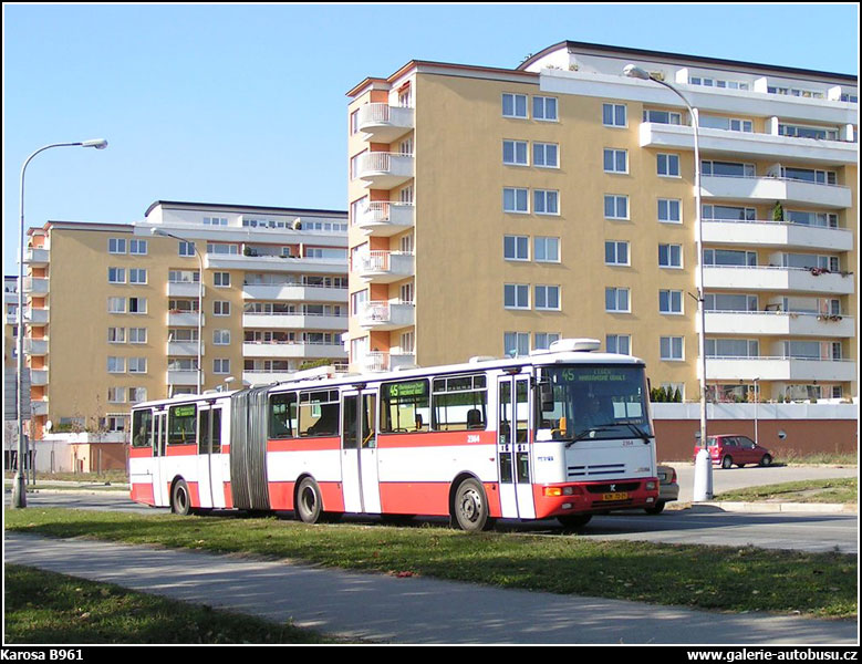2006 Karosa B961