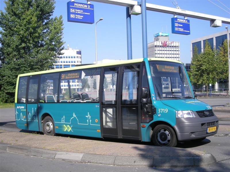 2006 Pro City Frysker bus