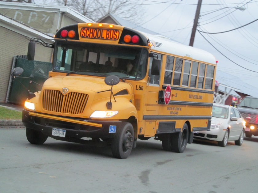 2007 IC BE First Student L50