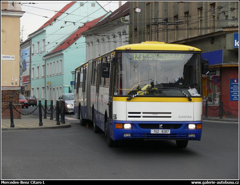 2007 Karosa B961a