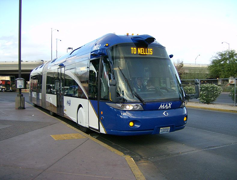 2007 Las Vegas CAT Irisbus Civis