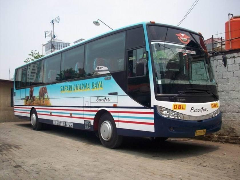 2008 Adiputro Royal Coach Setra-serie  Indonesië