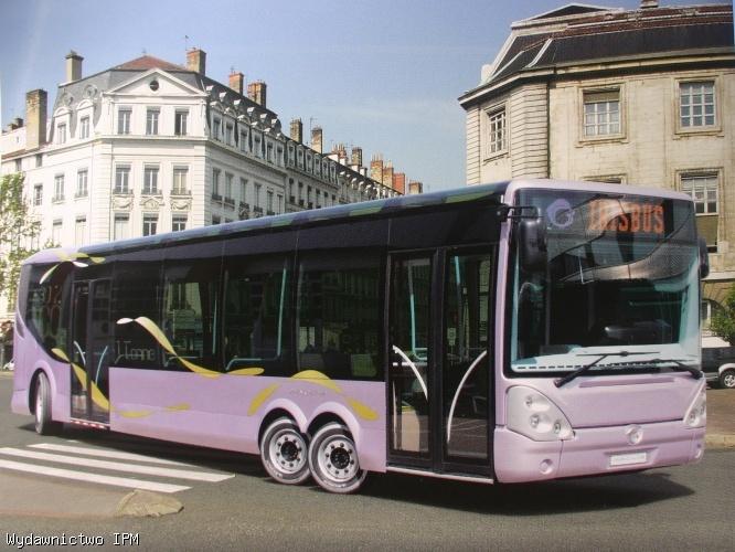 2008 Irisbus Hynovis Hybrid