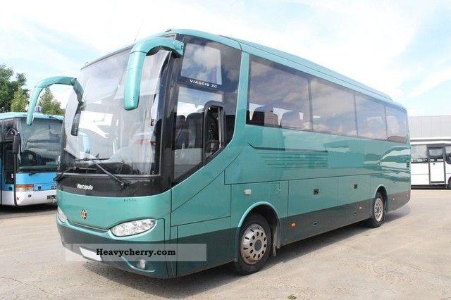 2008 Irisbus Midi Rider Marco Polo Coaches