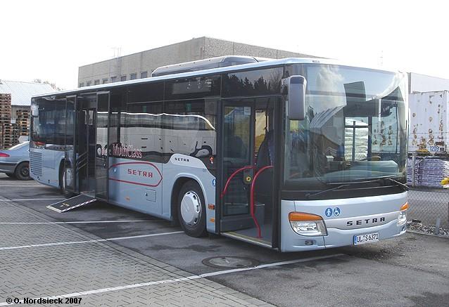 2008 Setra-S415NF-Linienbus-hblaumet-Vorfuehrwagen