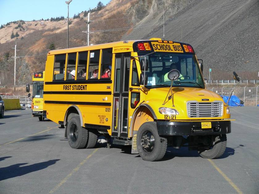2008 Thomas the International School Bus, Kodiak by Mike Cornwall