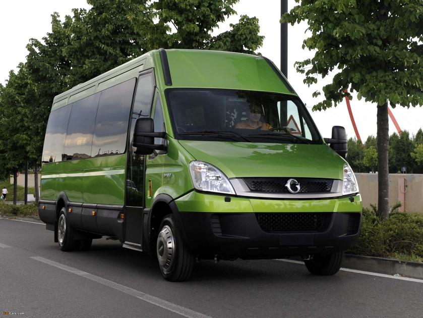 2009-11 Irisbus EcoDaily