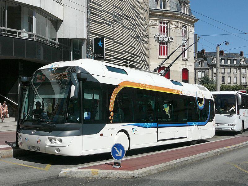 2009 Irisbus Cristalis ETB 12 van STCL