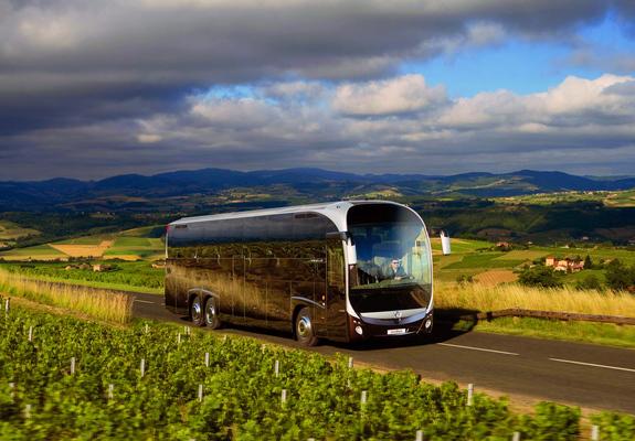 2009 Irisbus Magelys HDH