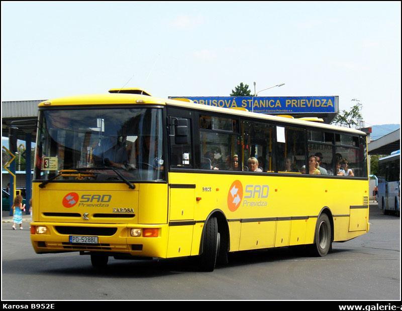 2009 Karosa B952E