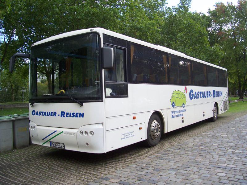 2009 Lexio Bus in Mannheim