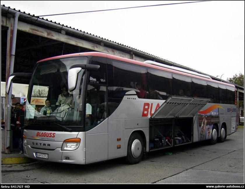 2009 Setra S417GT-HD