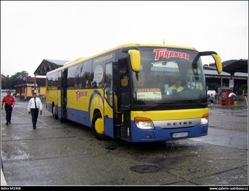 2009 Setra S419UL
