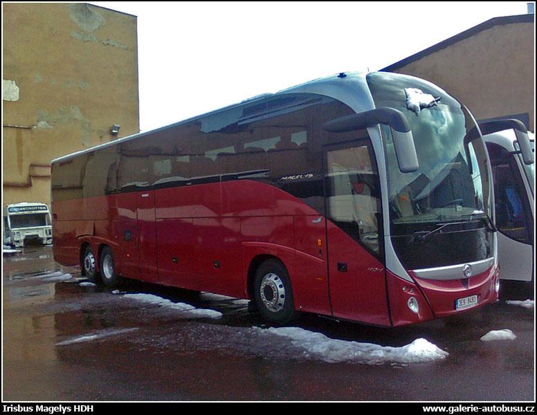 2010 Irisbus Magelys HDH