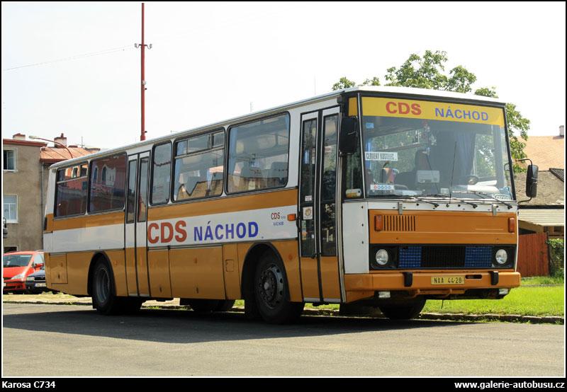 2010 Karosa C734