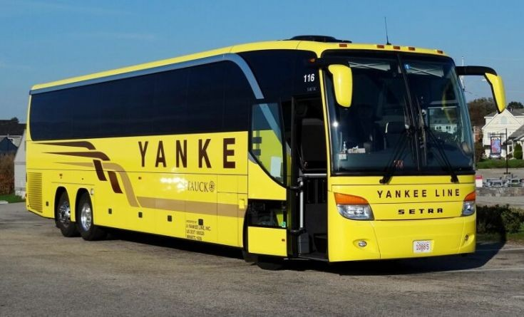 2010 Setra from Yankee