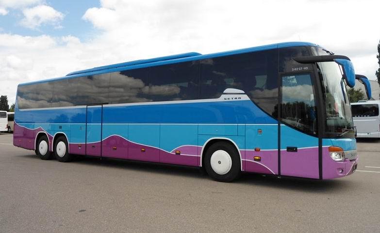 2010 Setra S412 GT-HD