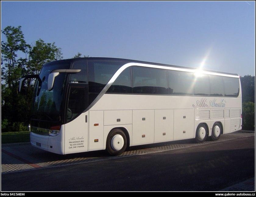 2010 Setra S415HDH