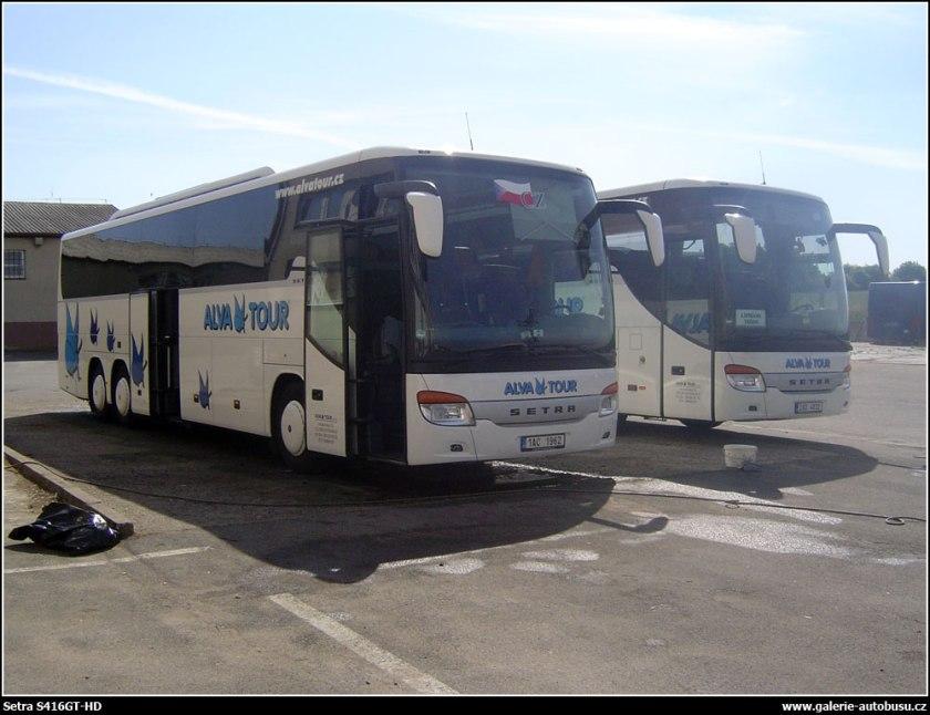 2010 Setra S416GT-HD