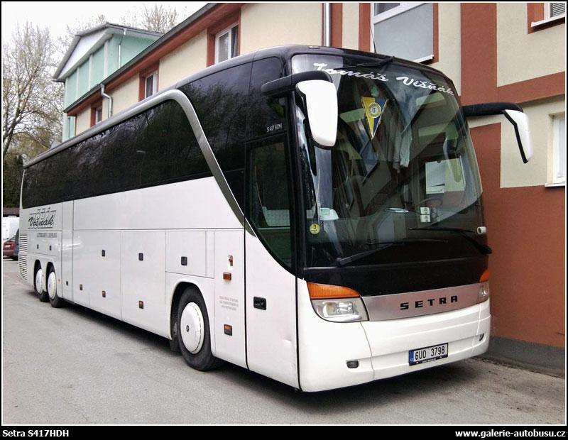 2010 Setra S417HDH