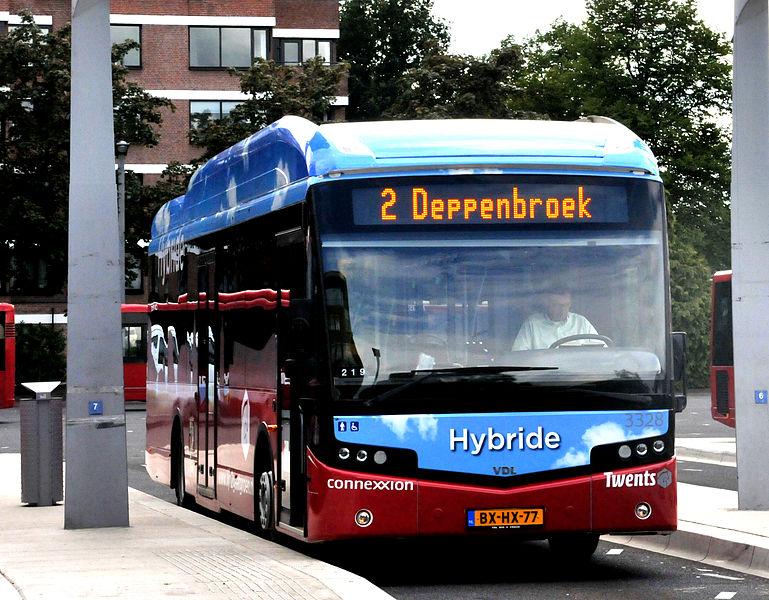 2011 Citea CLF 120 Hybrid