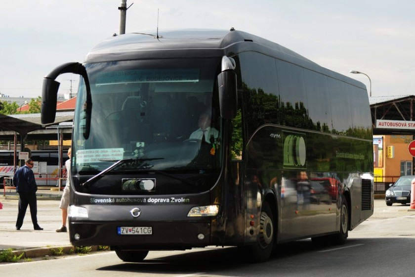 2011 Irisbus Iveco Domino HD