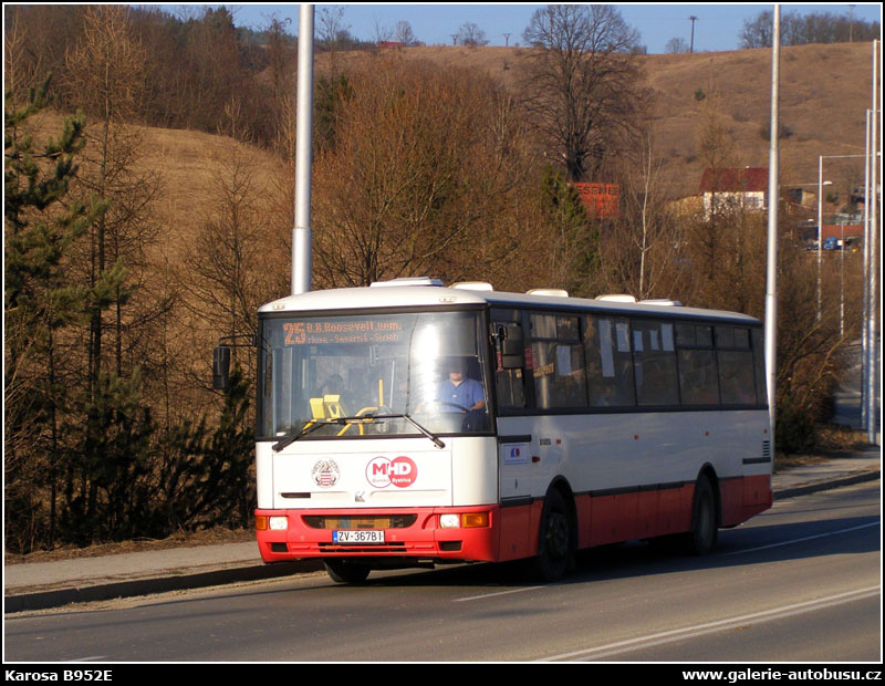 2011 Karosa B952E