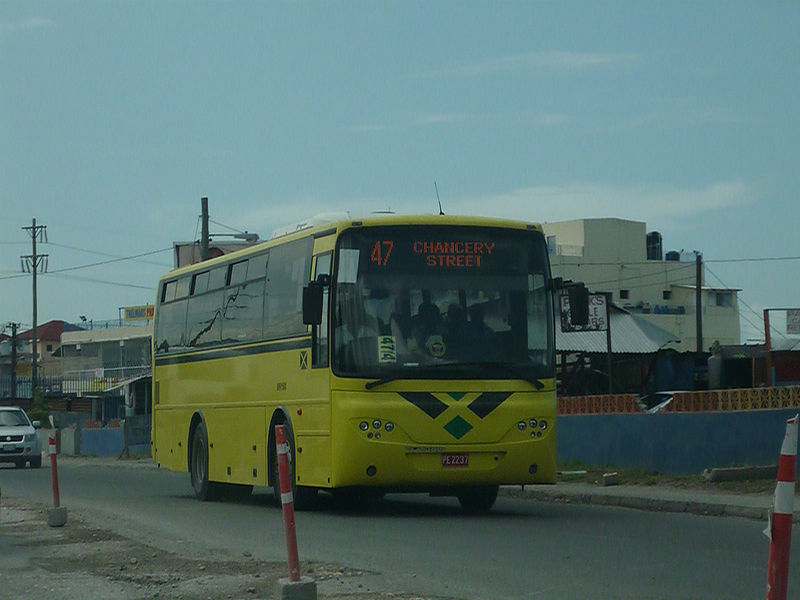 2011 Mistral 50 Jamaica