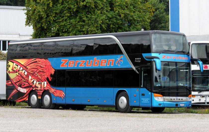 2011 Setra-Bus S 431 DT