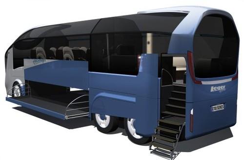 2011 Setra Coach, Setra 700 Series vehicle, Future Bus