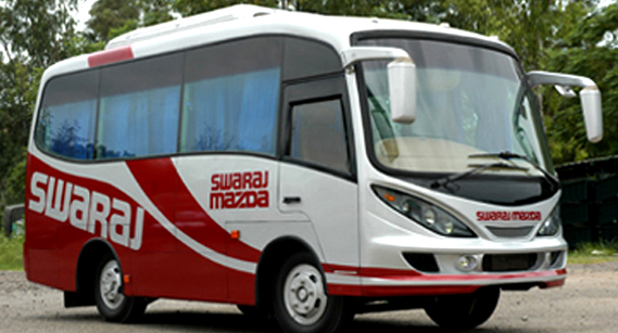 2012 SML Isuzu Bus Bus - Executive