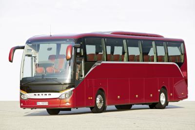 2013 Setra ComfortClass 500, S 516 HD