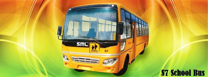 2013 SML ISUZU Schoolbus