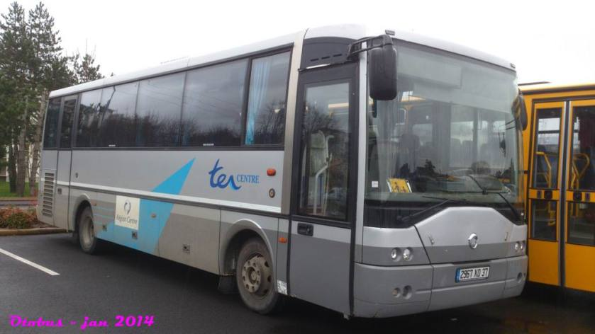 2014 Irisbus - Midys - CAT 37