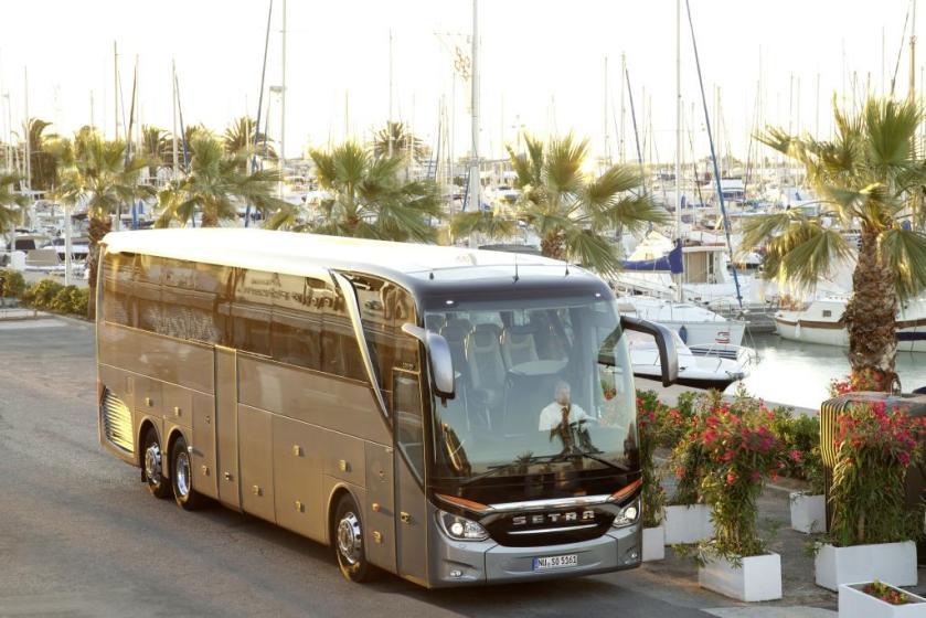 2014 Setra TopClass S 516 HDH, exterior A