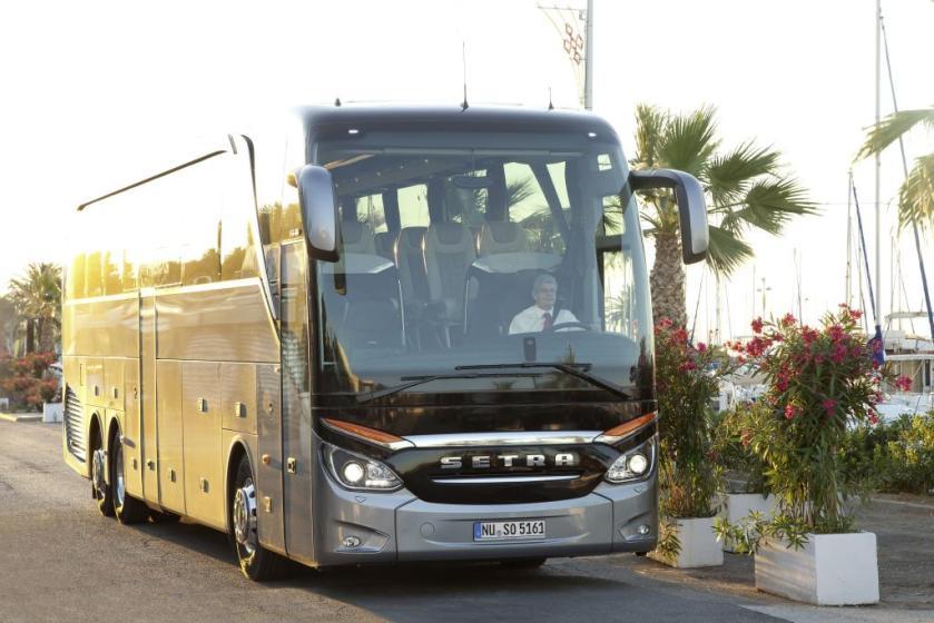 2014 Setra TopClass S 516 HDH, exterior