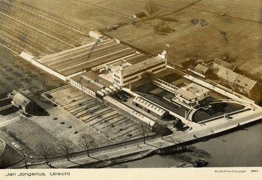 De Carrosserie-en Constructiewerkplaatsen N.V. Jan Jongerius