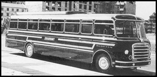 En 1945, un Isobloc W843M neuf fait son entrée dans le parc de la société GRINDLER