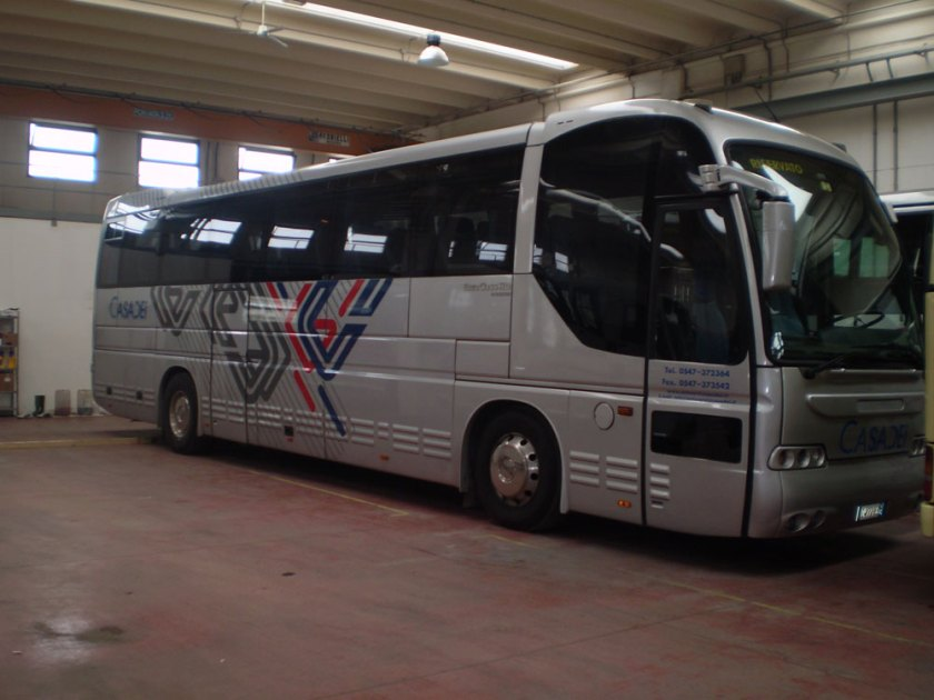 Irisbus 380 euroclass HD