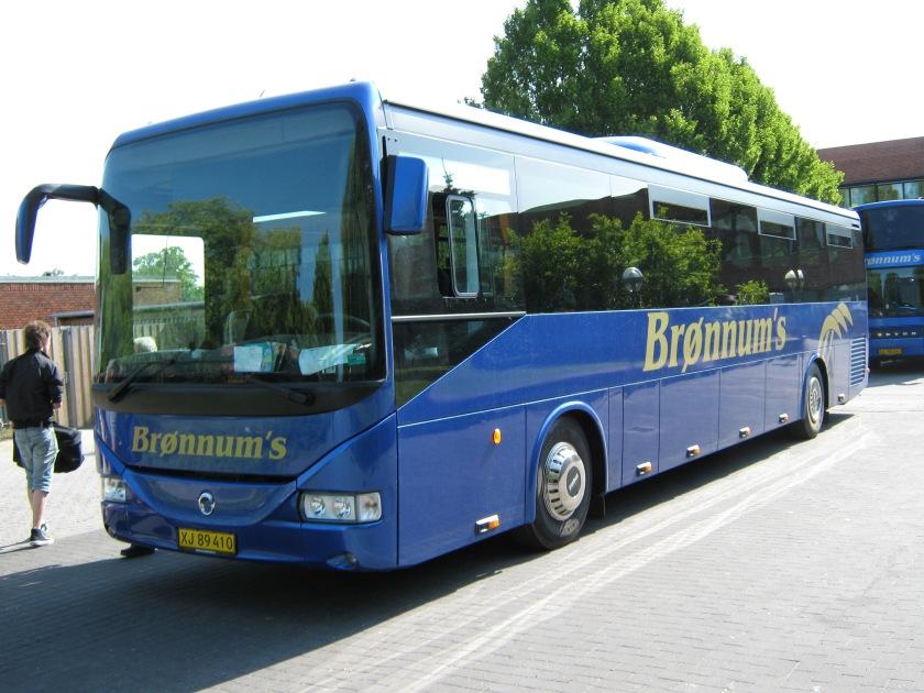 Irisbus Arway at Denmark