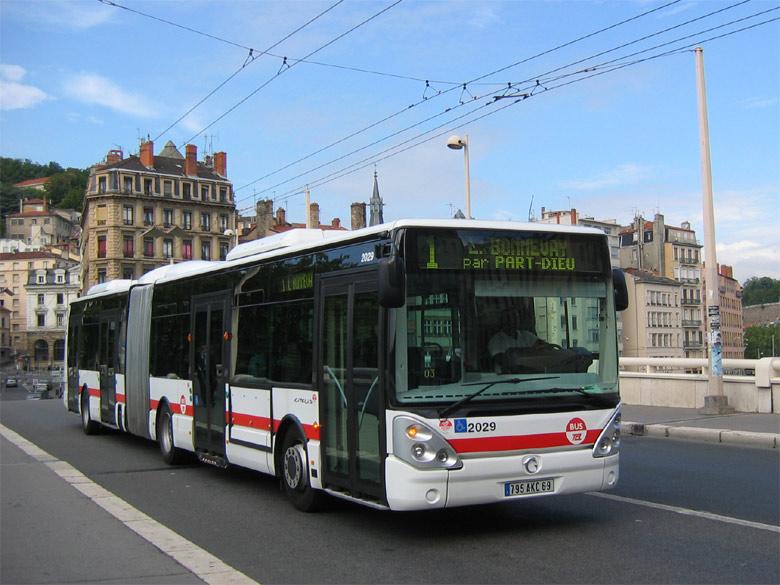 IRISBUS Citelis 18 - TCL - Lyon