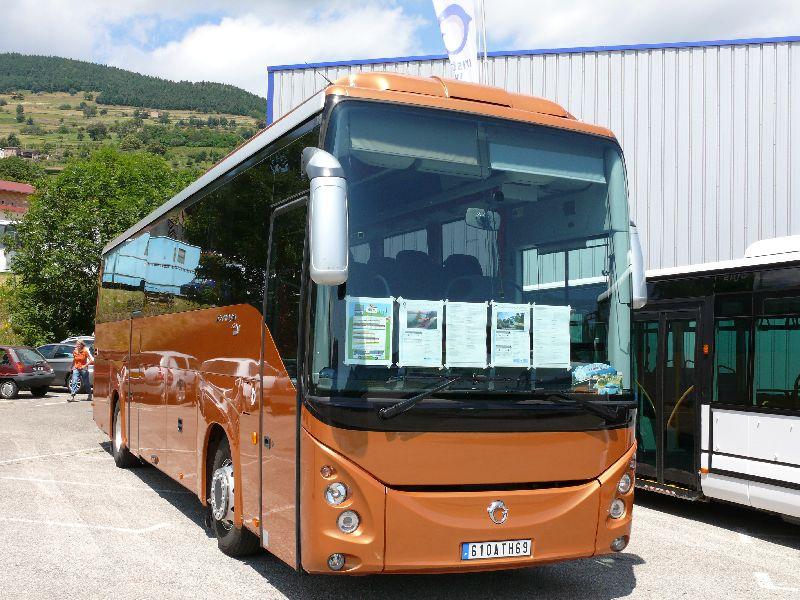 Irisbus Domino · Irisbus Récréo