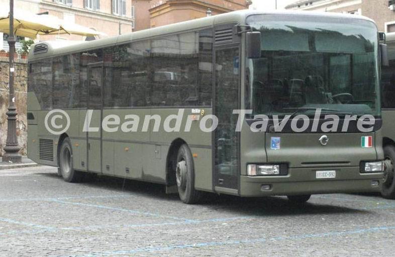 IRISBUS Iveco bus 399E 12 aeronautica italia3