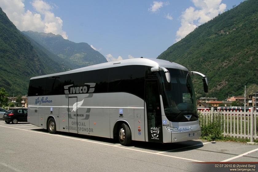 Irisbus Iveco Domin HDH Pullman