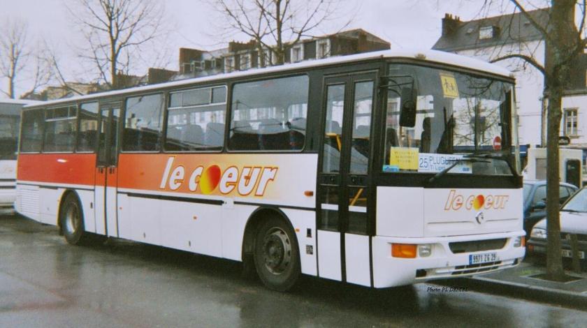 Irisbus Renault Axer ro  Le Coeur