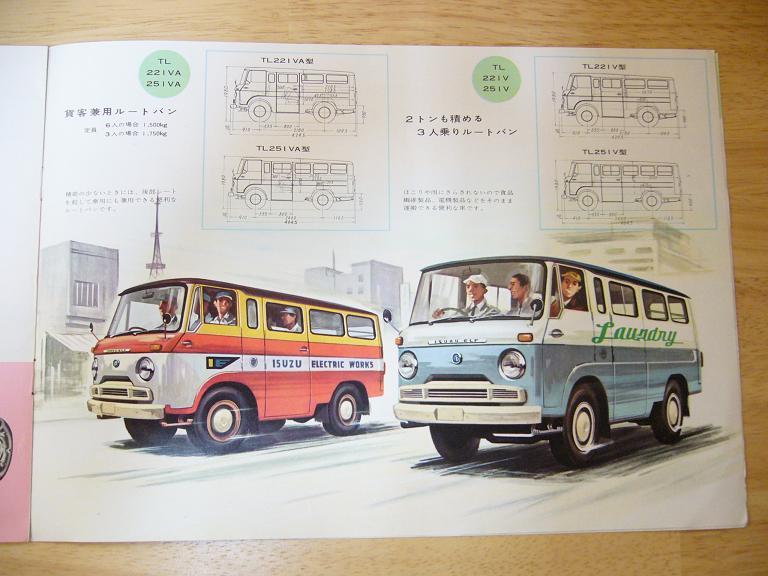 Isuzu Brochure