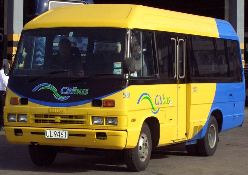 Isuzu Minicoach536
