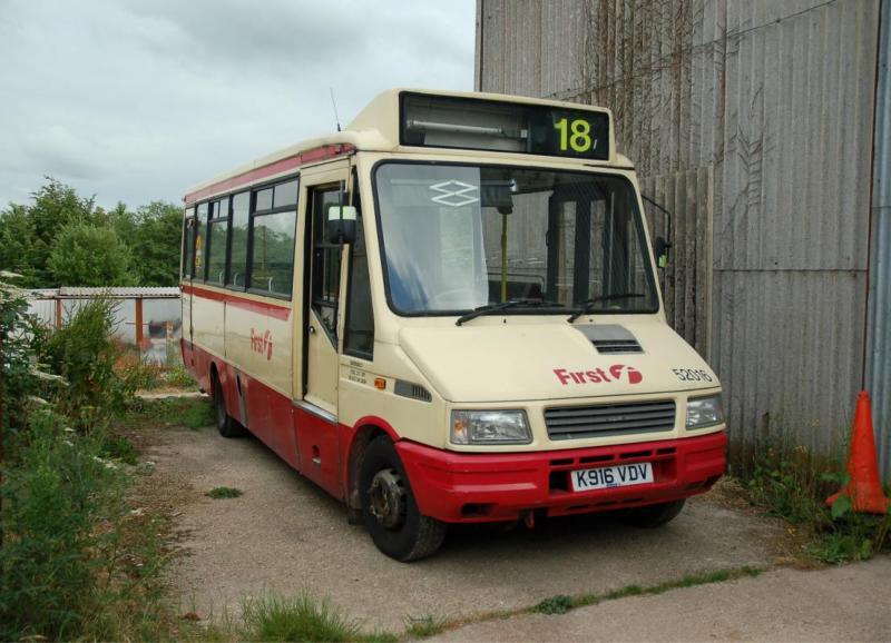 IVECO 59-12 K916 VDV