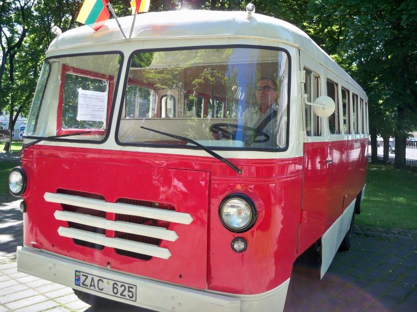 KAG-3 in Kaunas