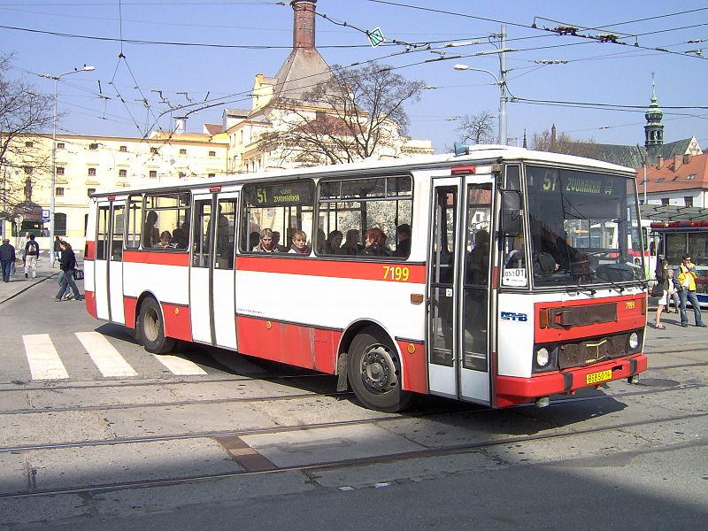 Karosa B 732a